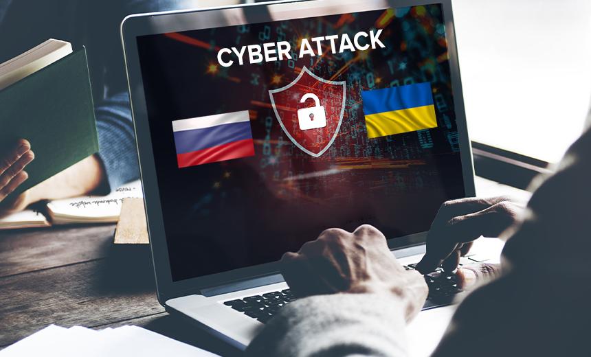 Ukraine Blames Russia for DDoS Attack on Defense Websites
