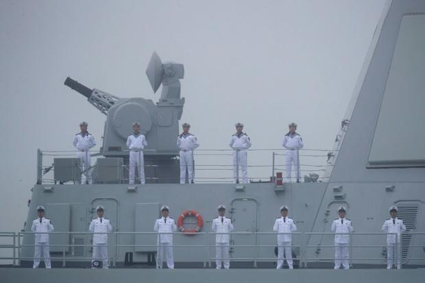 The United States sees China's expansion of its naval presence in the Western Pacific as its pr...