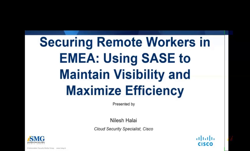 EMEA OnDemand | Mitigating Remote: Maintaining Visibility and Maximizing Efficiency