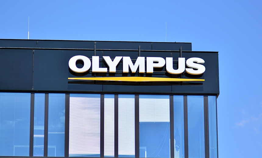 Olympus: 'Potential Cyber Incident' Disrupted EMEA System